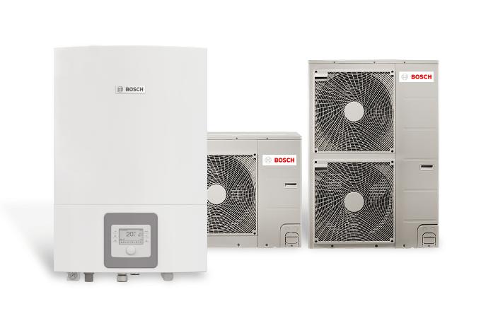 Bosch Compress 3000 AWES 5 — 15 кВт