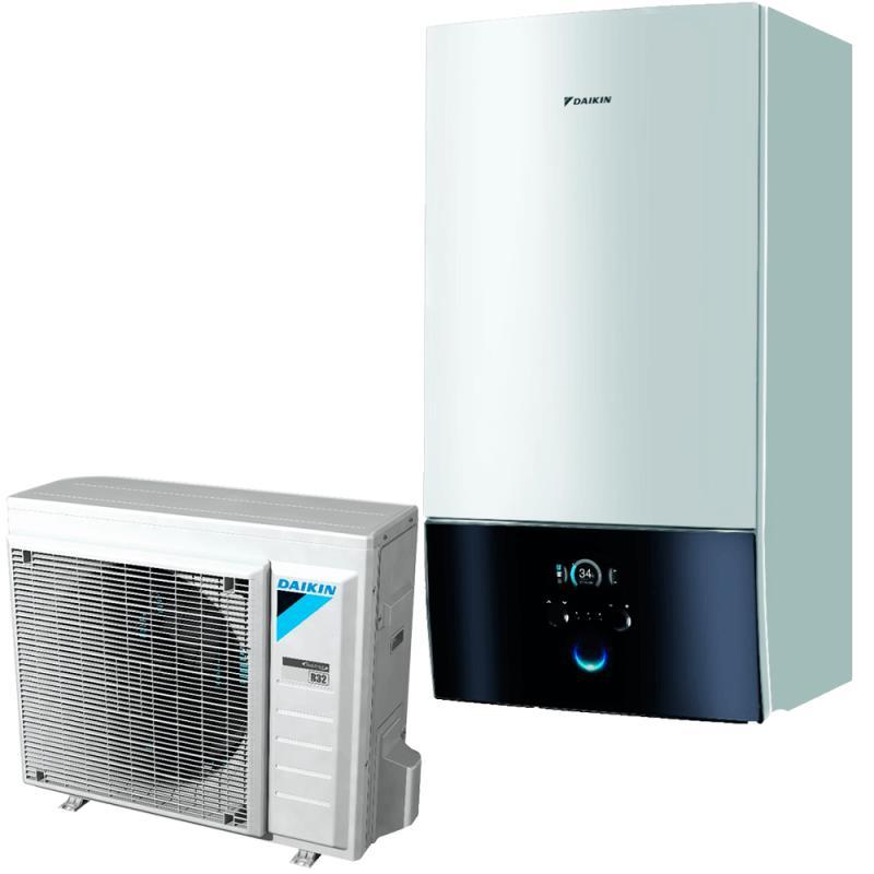 Воздух вода тепловой насос