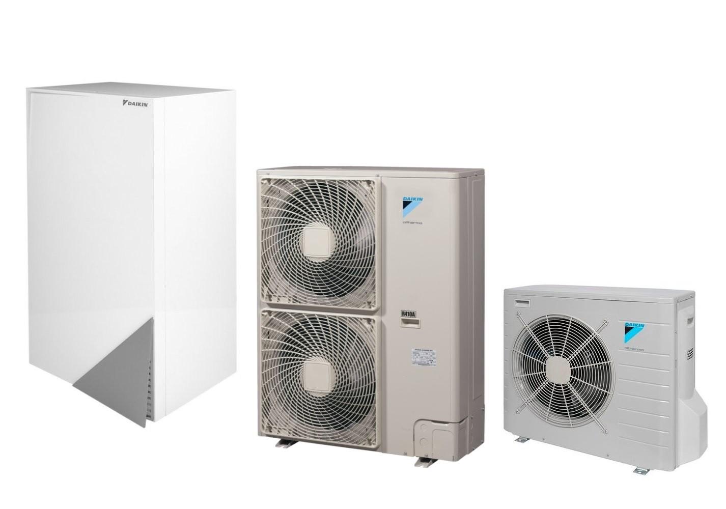 DAIKIN Altherma от 4 до 16 кВт