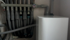 Установка теплового насоса GEOТEPLO 12 КВТ