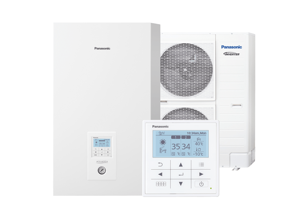 Panasonic AQUAREA T-CAP 9 – 16 кВт-ua