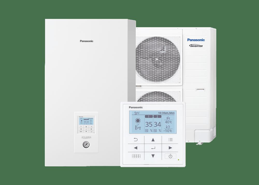 Panasonic AQUAREA T-CAP 9 — 16 кВт