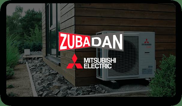 Zubadan Mitsubishi Electric