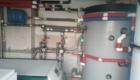 , ПОВІТРЯ-ВОДА тепловий насос Panasonic AQUAREA T-CAP 16 кВт. Котедж 220 м2. вул.Стеценка, м.Київ.