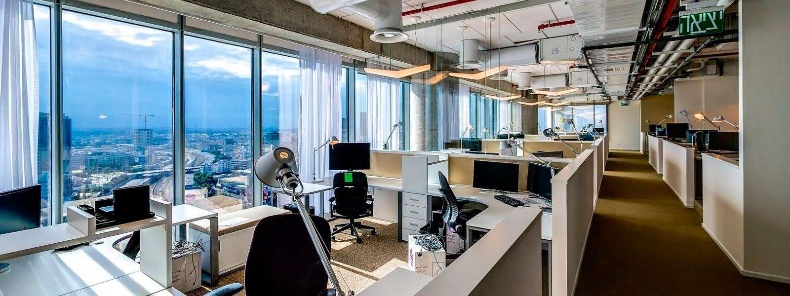 Тепловой насос в бизнес центрах и офисных зданиях