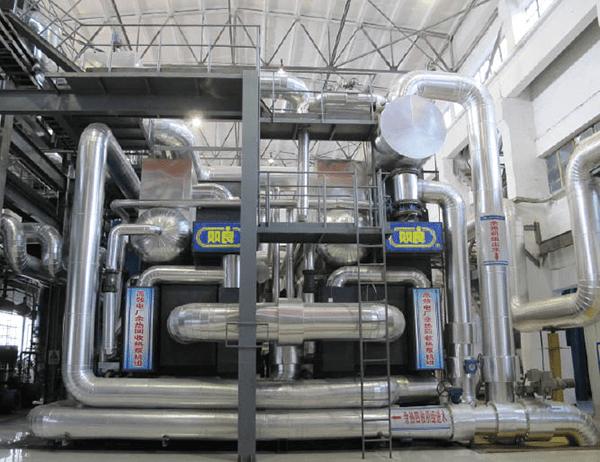 Применение тепловых насосов на ТЭЦ