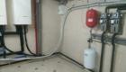 Модернизация котельной с каскадом тепловых насосов воздух вода Daikin Altherma I